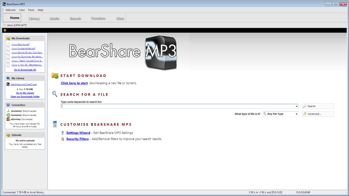 bearshare online